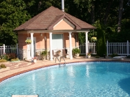 Residential Pool House